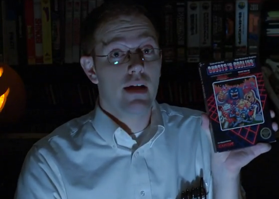 this angry video game nerd