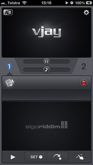 iphone audio mixer