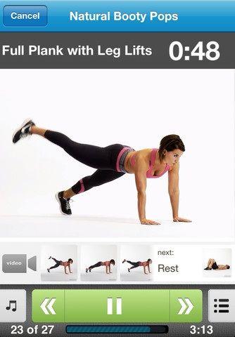 workout exercises videos