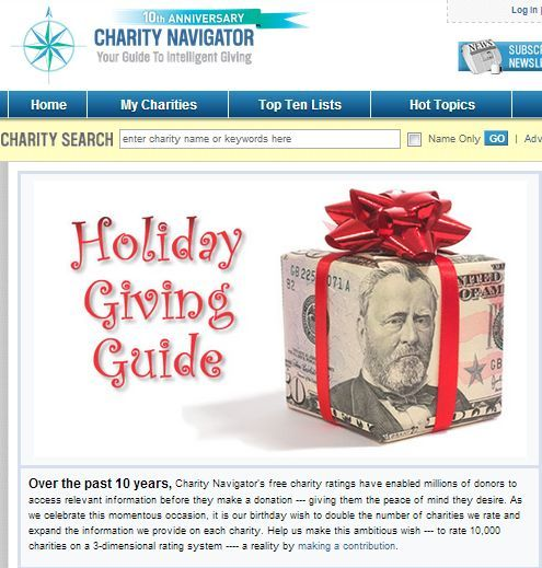6 Tech-Savvy Charities To Give Back This Holiday Season charitynav
