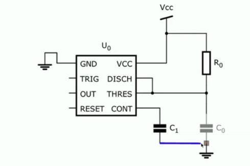 electronic circuit editor