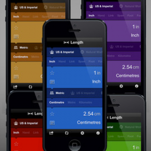 Convertible Converts Any Measurement With A Slick User Interface [iOS, Free For A Limited Time]