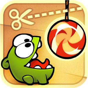 Love Candy & Cute Little Monsters? Play Cut The Rope! [Android & iOS]