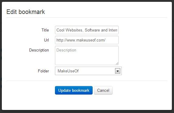 edit1   Listango: Save Bookmarks Online For Easy Organization & Accessibility