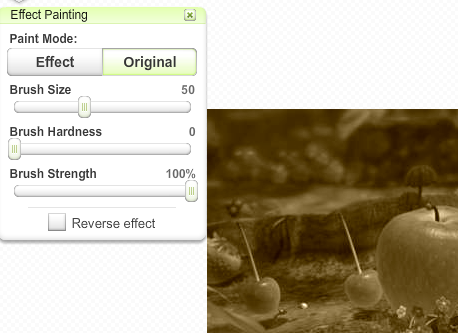 effects1   Ribbet!: An Easy To Use Online Photo Editor
