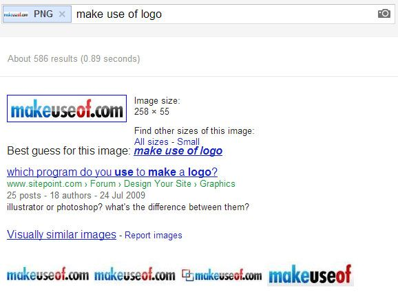 fast image research