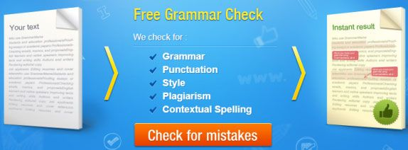 check articles grammar