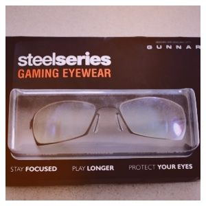 SteelSeries Scope Glasses Review and Giveaway