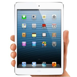 The First Look At The iPad Mini & What It Has To Offer