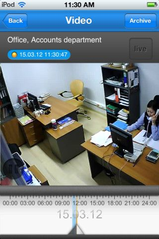 Ivideon: Set Up A Home Video Surveillance System & Check Out The Live Footage & Archived Recordings ivideon2
