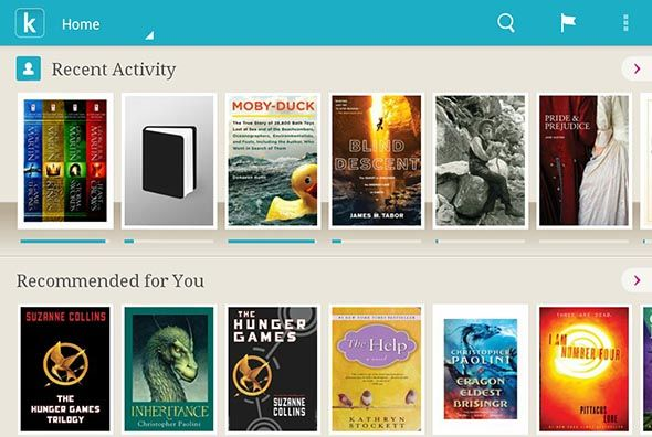 read books on android