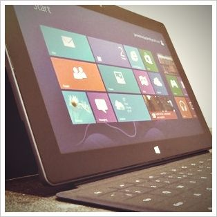 Microsoft Surface Tablet Review and Giveaway