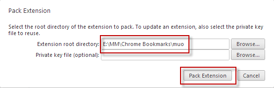 The Idiot's Guide To Adding Website Bookmarks On Your Google Chrome New Tab Page packextension2