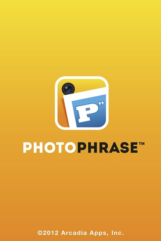 ios photo caption app