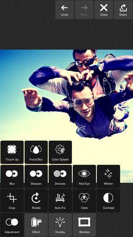 photo editor app for smartphones