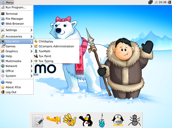 best linux distros for kids