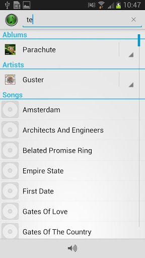 remotely control itunes android