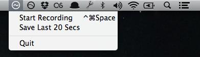 record mac system audio
