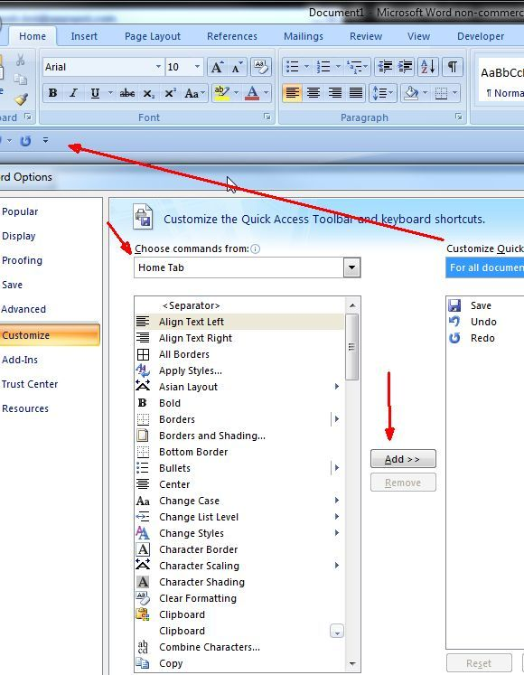 Using Microsoft Word? Here's How To Become a Time-Saving Ninja shortcuts15