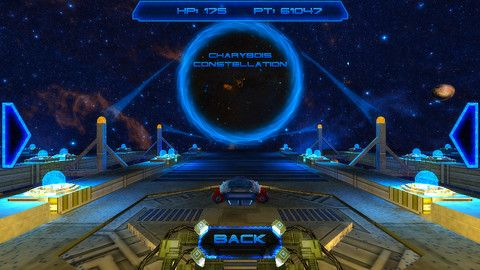 Star Splitter 3D: Shoot Things In Space & Complete Missions [iOS] star splitter2