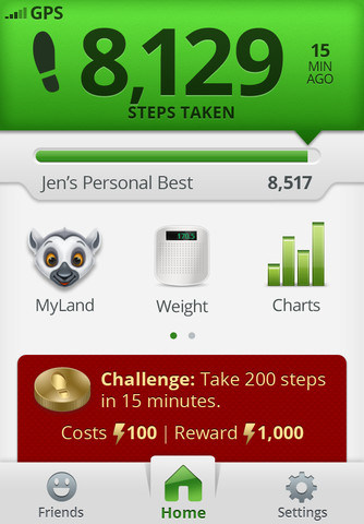 fitness gamification