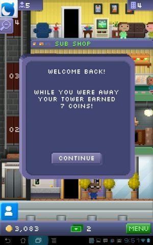 Run Your Own Bustling Apartment Building With Tiny Tower [Android & iOS] tinytower12