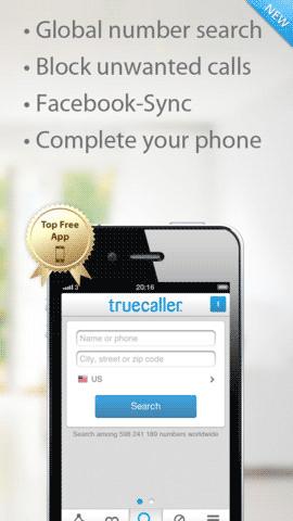 caller id phone lookup app