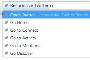 responsive twitter