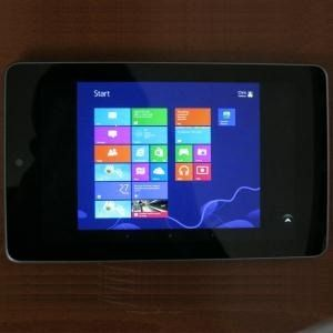 How To Test Windows 8 On A Tablet