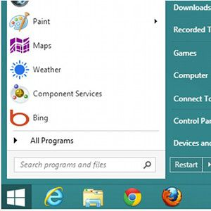 Start Menu, How I Miss Thee: 4 Ways To Make A Start Menu On Windows 8