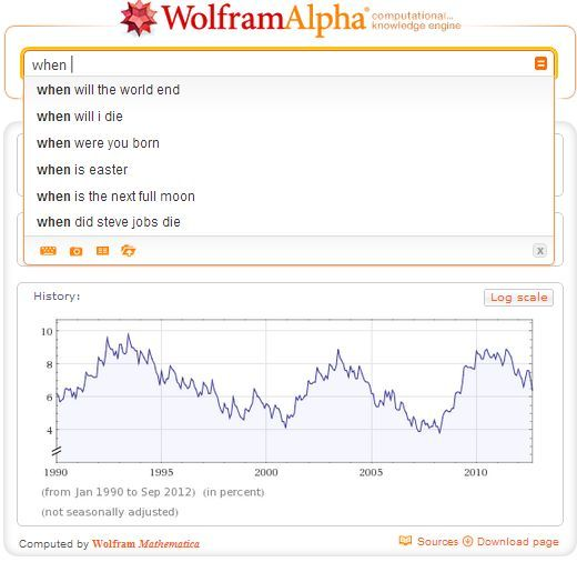Become a Wolfram Alpha Expert With These Useful Search Techniques wolfram10