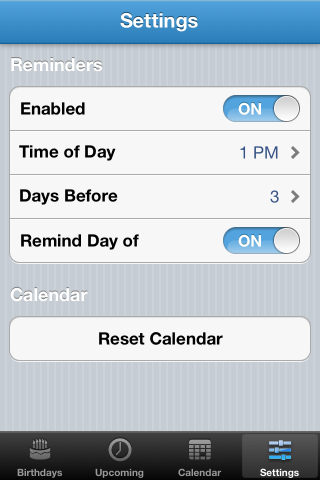 iRemembered Helps You Make Sure You Never Miss A Birthday Again [iOS, Free For A Limited Time] 2012 12 05 09