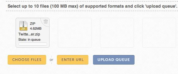 convert compressed files