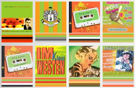 Colorhits1   ColorHits: Find New Music Based On Album Art Colors