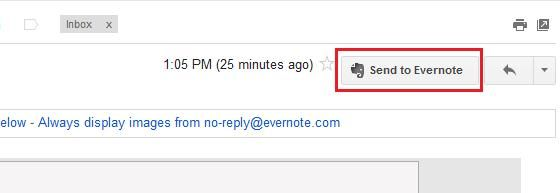 Everbot1   Everbot: Share Notes by Integrating Evernote into Gmail & Google Calendar