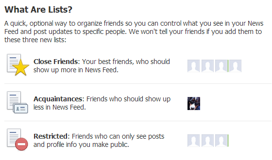 Do You See Too Much From Too Many People? Manage Your Facebook News Feed with Ease Facebook Lists