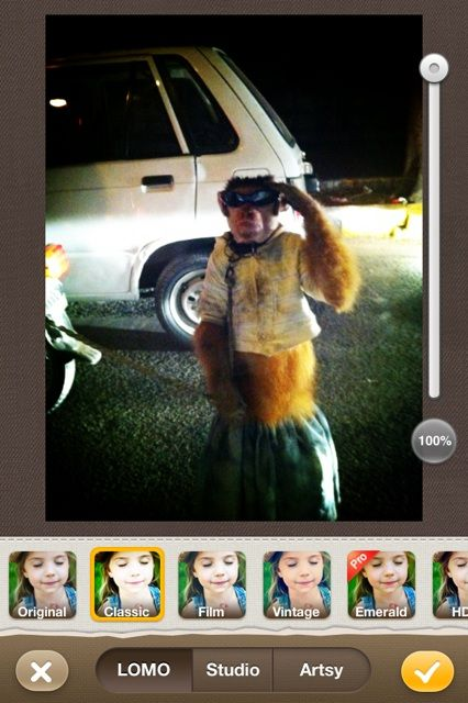 real time photo filters