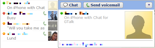google talk review