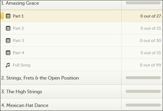 Grace   Get Instinct: Learn The Guitar Through Interactive Animations Structured As Lessons