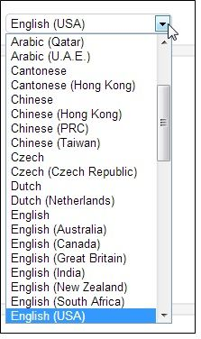 Languages   Speech Recognizer: Recognize Your Speech & Convert It Into Text [Chrome]