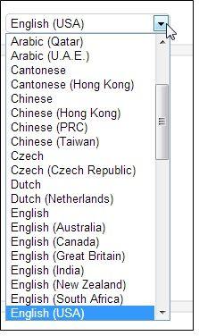 Languages   Speech Recognizer: Recognize Your Speech & Convert It Into Text [Chrome]