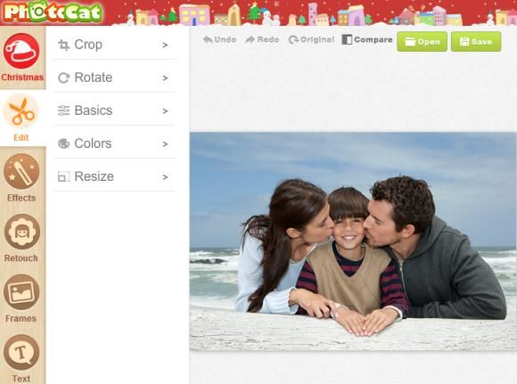 Photocat   PhotoCat: A Feature Rich Website To Edit And Retouch Photos