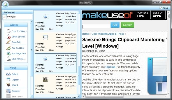 10 Incredibly Useful Clipboard Management Utilities [Windows] Save