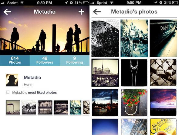Starmatic - Kodak's 1959 Toy Camera Revived As An iOS Social Network Starmatic Profile