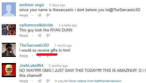 YuleTube   YuleTube: Replace Mean YouTube Comments With Christmas Related Words
