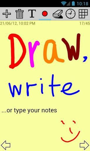 apmemo   apMemo: Quickly Record Notes On Your Android by Drawing or Typing
