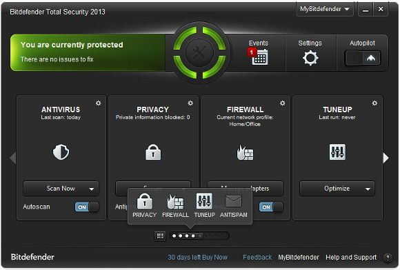 Bitdefender Security for Windows 8 Gives Security a New Look [MakeUseOf Rewards] bitdefender1