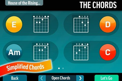 fourchords