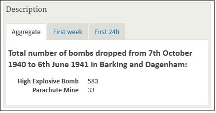 desc   BombSight: Explore The Map Of Bombs Dropped On London During The WW2