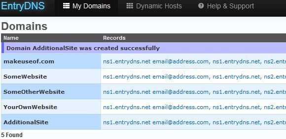 entry dns1   EntryDNS: A Free Web Service Offering DNS Management To Webmasters